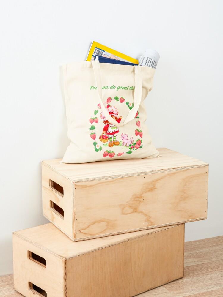 Alternate view of Strawberry Shortcake Tote Bag