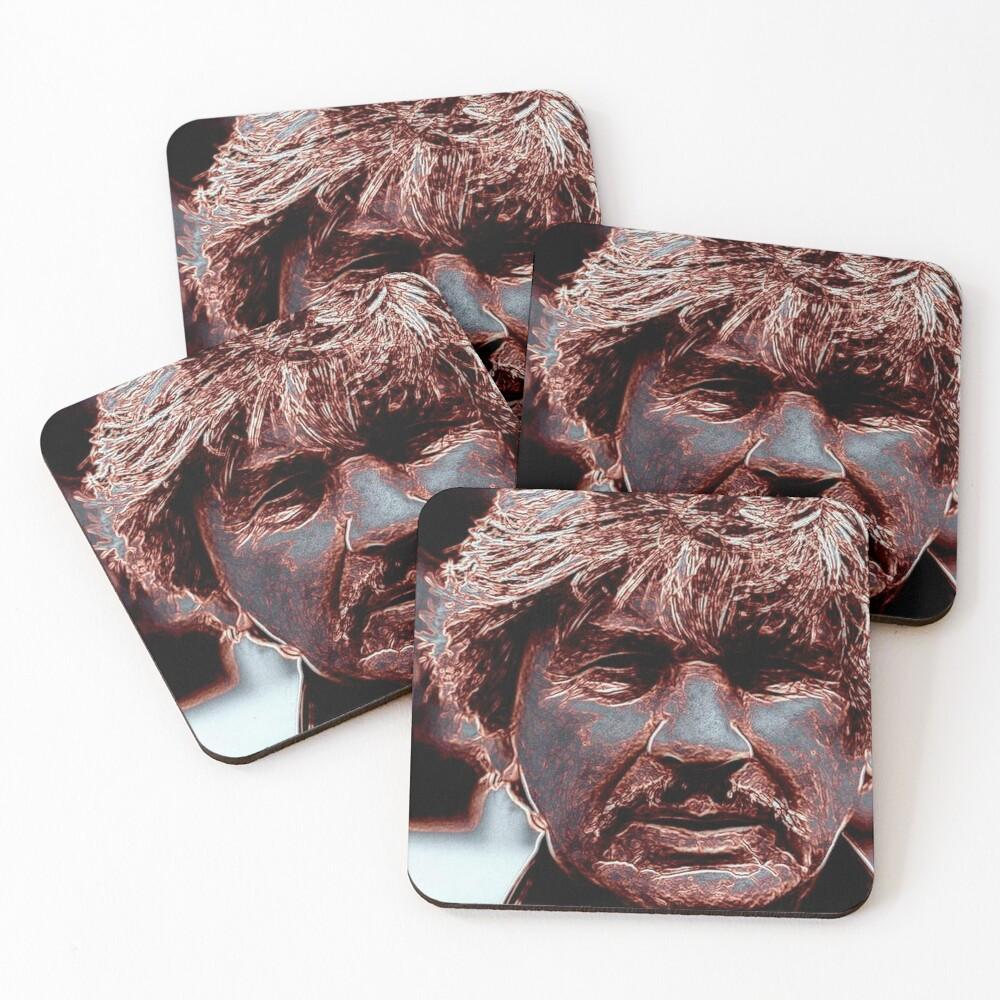 BRONSON Coasters (Set of 4)