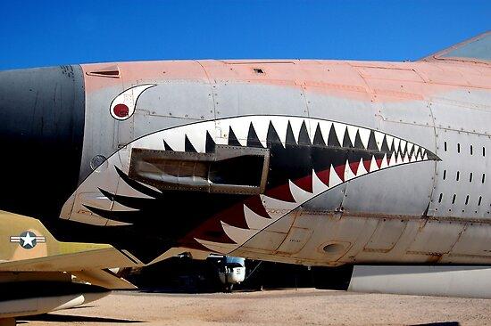 F-105 Thunder Chief by CKAStudios