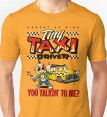 Tiny Taxi Driver T-Shirt