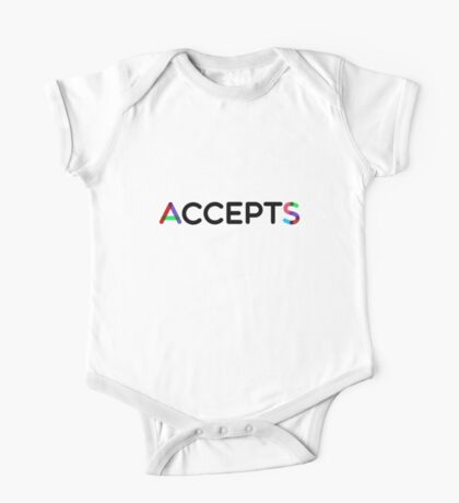 AcceptS - accept AS Kids Clothes