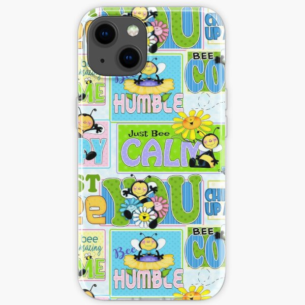 Just Bee iPhone Soft Case