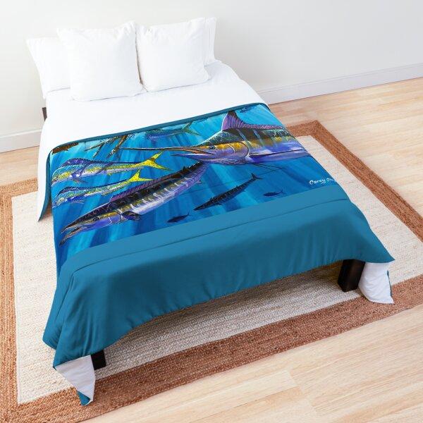 Marlin hunter Comforter