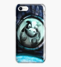 Cow In Space iPhone Case/Skin