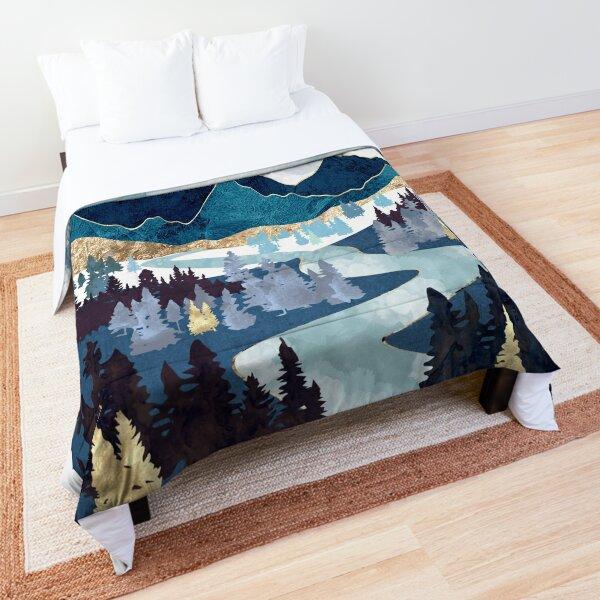 Valley Sunrise Comforter