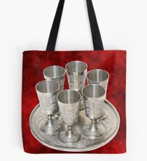 Irish Cups Tote Bag