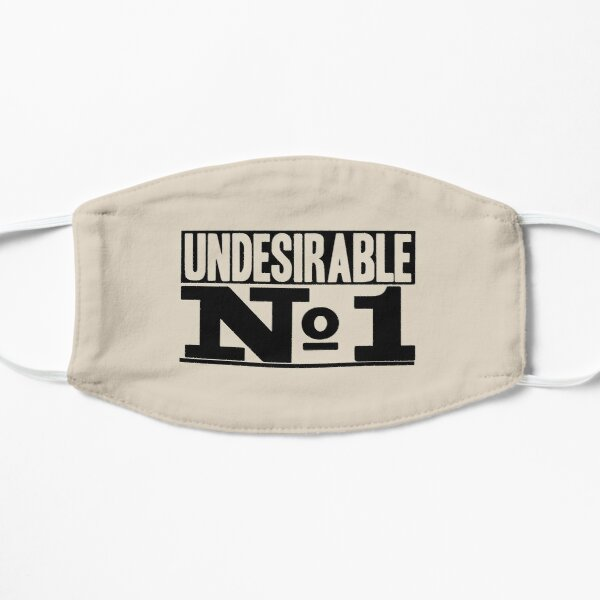 Undesirable No. 1 Mask