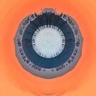 Tinaroo Dam - Sunset Planetoid by Peter Doré