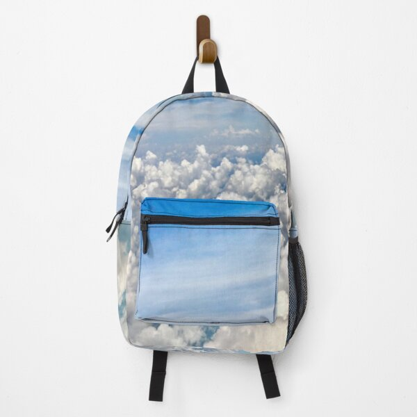 Clouds On A Plane Backpack