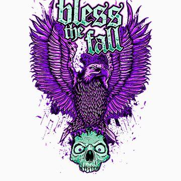 Blessthefall merch by xPikaPowerx