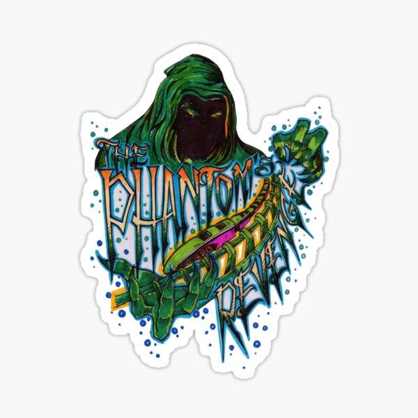 Phantoms Revenge Sticker