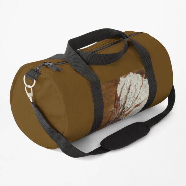 Lone Cotton Boll Duffle Bag