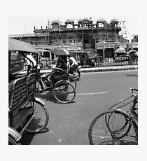 Jaipur Photographic Print