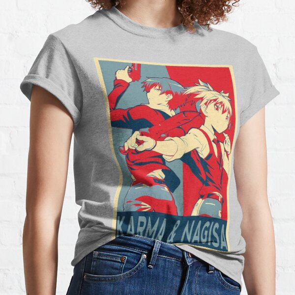 Assassination classroom, Karma Akabane X Nagisa fanart ! T-shirt classique