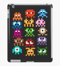 Pixel Art Monsters iPad Case/Skin