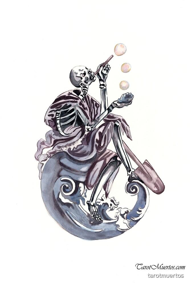 Death - Muerte by tarotmuertos