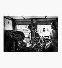 Next Stop - Rajasthan, India Photographic Print