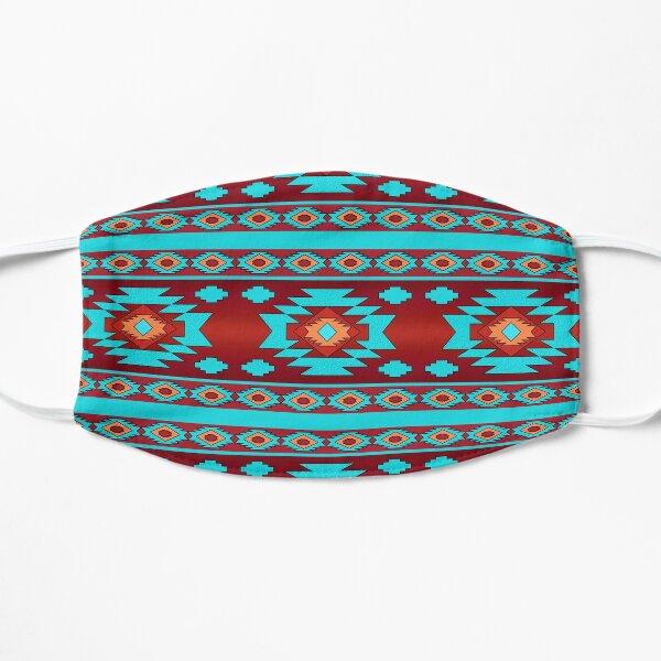 Southwestern ethnic navajo pattern Flat Mask