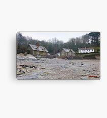""""""" From Here, the troops for the 1944 DDay landings left for France"""" Canvas Print"""