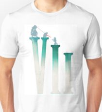 Final Fantasy VII: The Sacrifice Of Cloud - Numbers and Characters REMADE T-Shirt