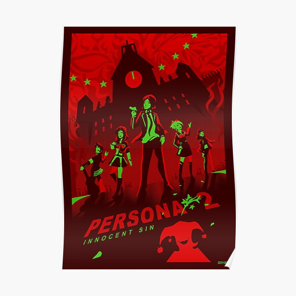 Persona 2 Poster