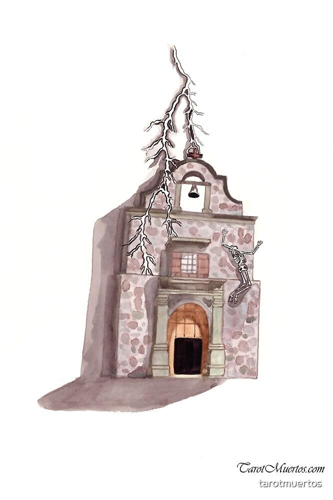 Tower - La Torre by tarotmuertos