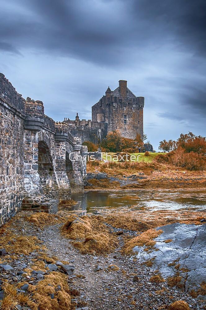 Eilean Donan Castle 3 by Chris Thaxter