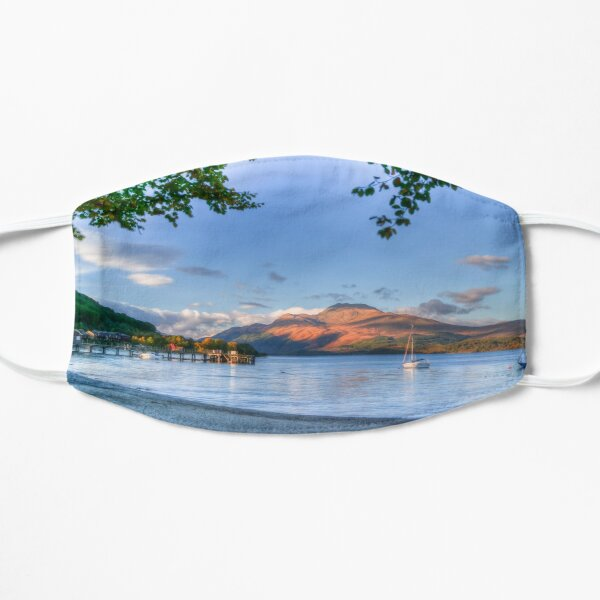 Luss Loch Lomond Mask