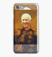 Sir Matt Busby iPhone Case/Skin