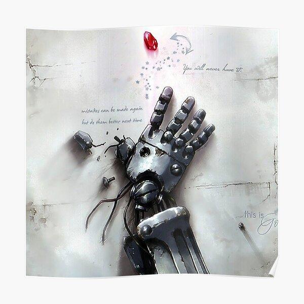 Fullmetal Alchemist - The Philosopher's Stone Poster