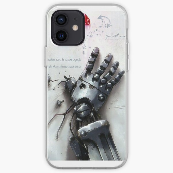 Fullmetal Alchemist - The Philosopher's Stone iPhone Soft Case