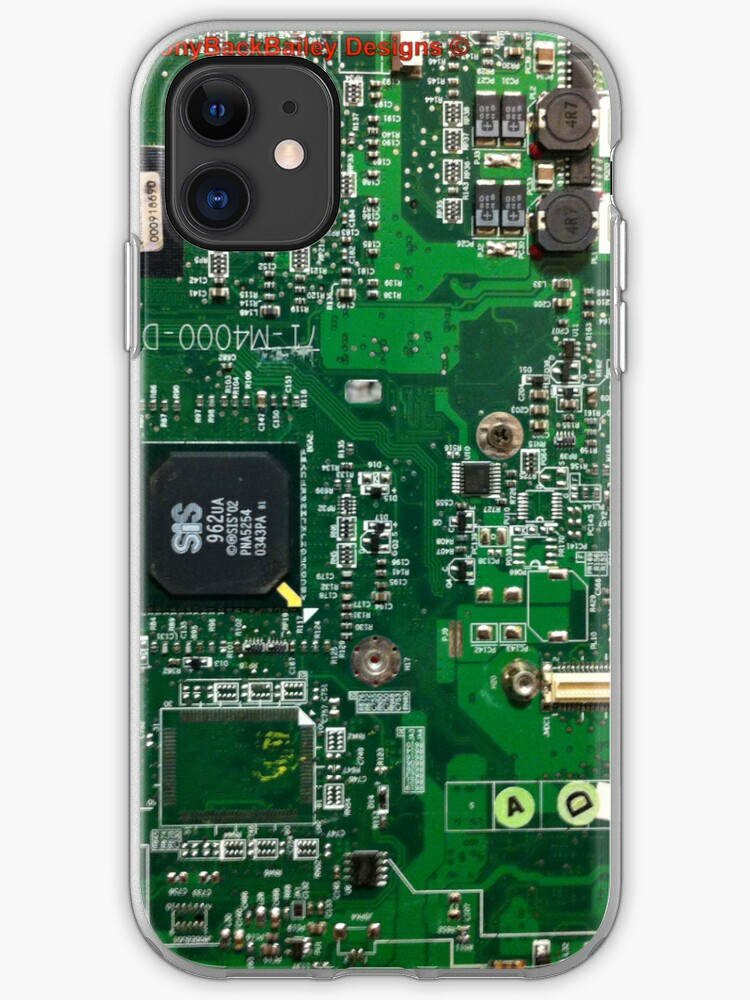 Purpose of a Motherboard iphone case