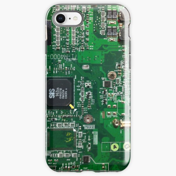 motherboard iPhone Tough Case