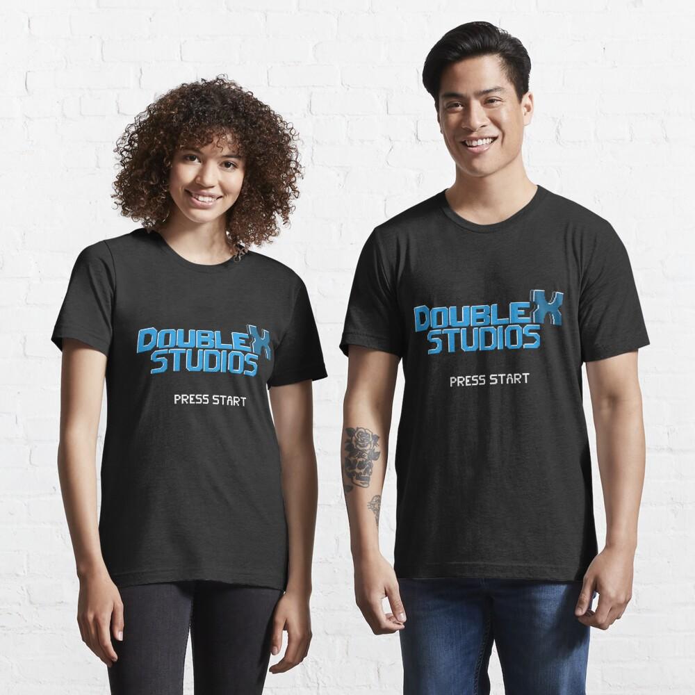 Double X Studios Logo Essential T-Shirt