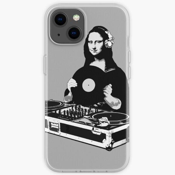 DJ Mona Lisa iPhone Soft Case
