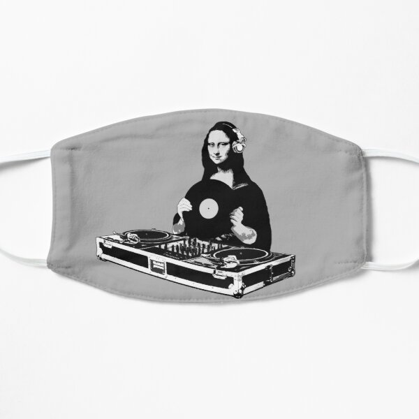 DJ Mona Lisa Masque sans plis