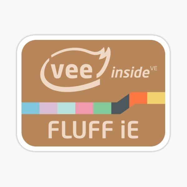 Eevee CPU Sticker Sticker