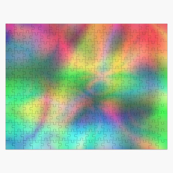 Holographic Jigsaw Puzzle