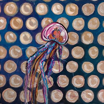 Disco Jellyfish by Bloody