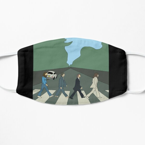 Abbey Road Collection  Flat Mask