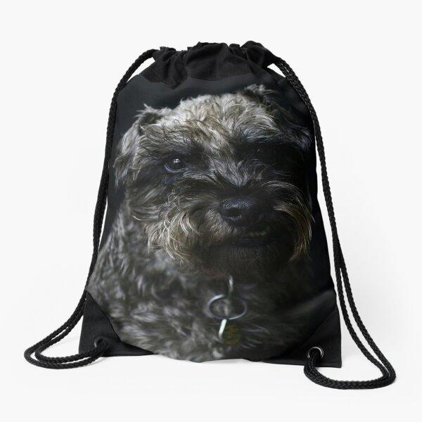 Ready for my close up Drawstring Bag