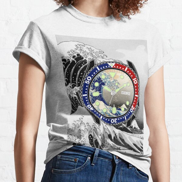 SEIKO SKX - The Great Wave Dial Classic T-Shirt