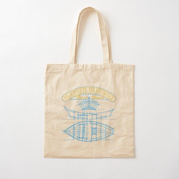 McKenzie Driftboat Collection River Classic Cotton Tote Bag