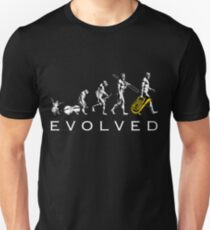 Tuba Evolution Unisex T-Shirt