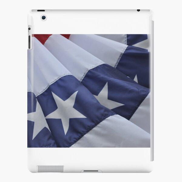 USA Flag Billows in the Wind iPad Snap Case