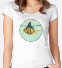 brilient disguise Women's Fitted Scoop T-Shirt