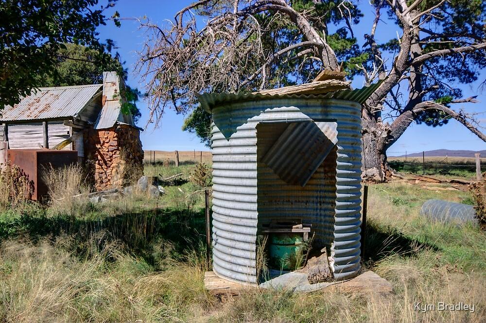Vintage Way Of Life,  Rural NSW  Australia  by Kym Bradley