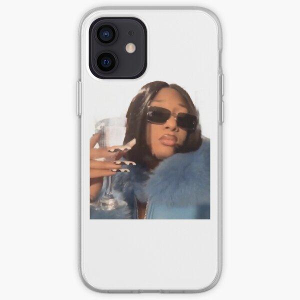 Megan thee stallion iPhone Soft Case