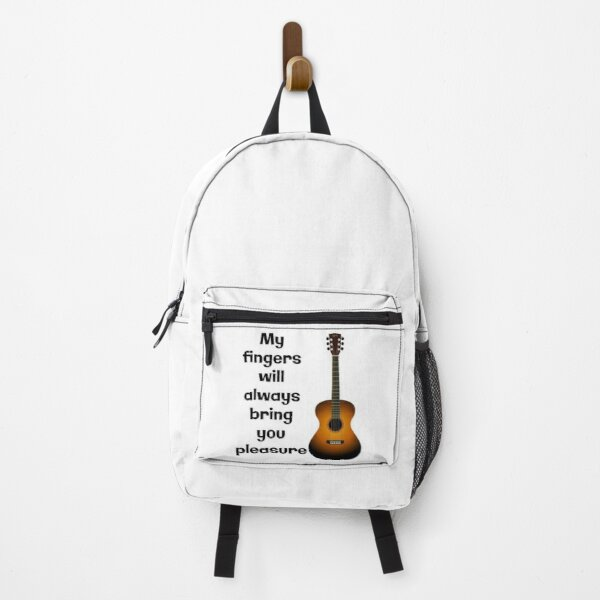 guitar player Backpack
