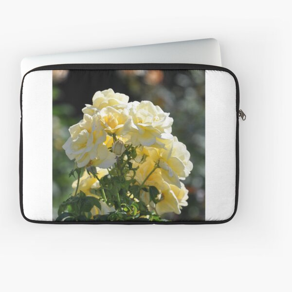 Yellow Roses Laptop Sleeve